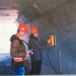 探地雷达检测混凝土内部缺陷